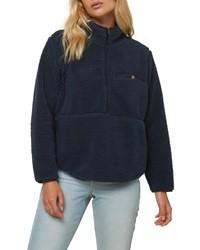 O'Neill Sutton Fleece Pullover Jacket