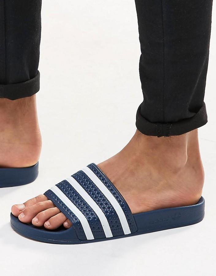 975d364d2c75 ... adidas adidas Originals Adilette Slider Flip Flops 288022