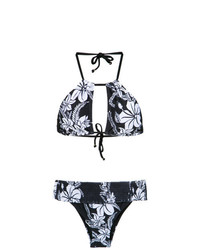 Amir Slama Floral Print Bikini Set Unavailable