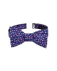 Ted Baker London Ditsy Flower Silk Bow Tie
