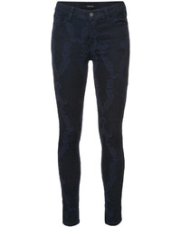 Skinny floral jeans medium 5359508
