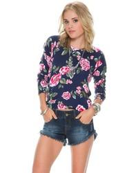 Bloom on pullover sweater medium 276320