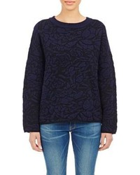 The Row Rtes Sweater Blue