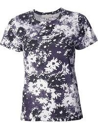Stella McCartney Floral Print T Shirt