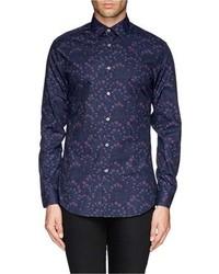 Nobrand Floral Print Shirt