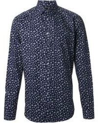 Paul smith the byard floral print shirt medium 91360