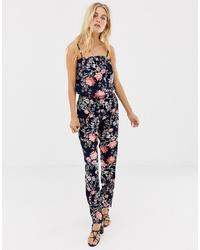 Vero Moda Floral Jumpsuit