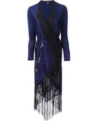Jean Paul Gaultier Vintage Kimono Style Gown