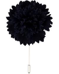 Lanvin Flower Lapel Pin