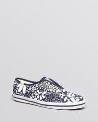 Kate Spade Keds For New York Slip On Flat Sneakers Champ