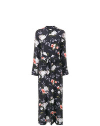 Equipment Floral Britten Maxi Dress