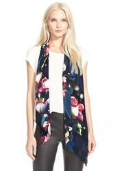 Ted Baker London Floral Print Scarf