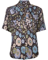 Marc Jacobs Floral Print Shirt