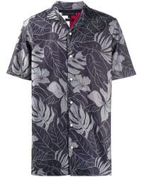 Tommy Hilfiger Floral Print Shirt