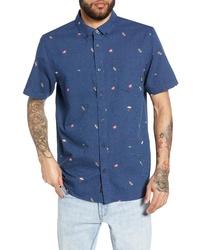 Vans Houser Print Shirt