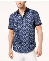 INC International Concepts Inc Floral Shirt Created For Macys