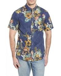 Pupas mai tais regular fit sport shirt medium 8679299