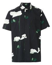 OSKLEN Rose Print Shirt