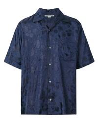 Stella McCartney Textured Button Shirt