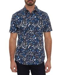 Robert Graham The Yves Classic Short Sleeve Button Up Shirt