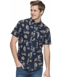 Urban Pipeline Awesomely Soft Button Down Shirt