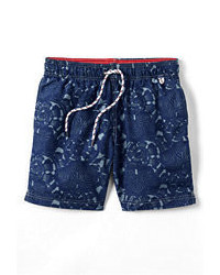Classic 6 Volley Swim Trunks Dark Fawn6