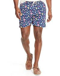 Polo Ralph Lauren Big Tall Floral Traveler Swim Shorts