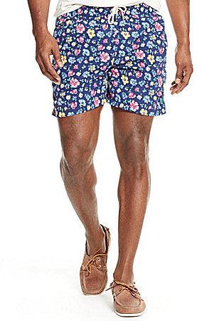 a6ff7146ad Polo Ralph Lauren Big Tall Floral Traveler Swim Shorts, $125 ...