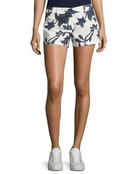 Dickies floral jacquard shorts navy medium 3651227