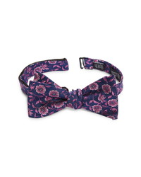 Nordstrom Darrell Floral Silk Bow Tie