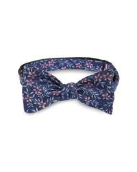 Nordstrom Men's Shop Neil Floral Silk Bow Tie
