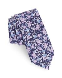 Bonobos Floral Cotton Silk Tie