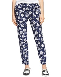 Brooks Brothers Hibiscus Print Pants