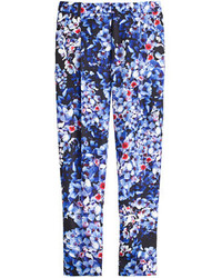 J.Crew Collection Inky Floral Pant