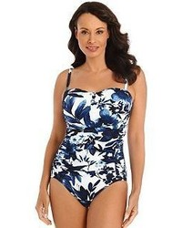Great Lengths Body Sculptor Floral One Piece Swimsuit