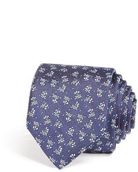 Paul Smith Floral Dot Skinny Tie