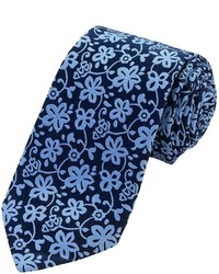 Altea Textured Floral Tie