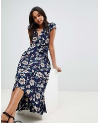 AX Paris Floral Hi Lo Maxi Dress