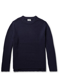 Acne Studios Nicholas Ribbed Wool Sweater