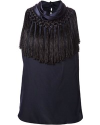 Altuzarra calypso fringed top medium 229832