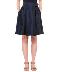 Navy full skirt original 1475565