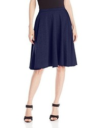 Star Vixen Knee Length Full Skater Skirt