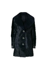 Prada Oversized Lapels Single Breasted Coat