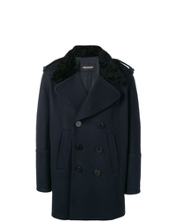 Neil Barrett Double Breasted Coat