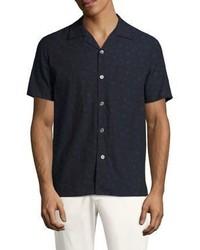 Theory Havana Short Sleeve Shirt