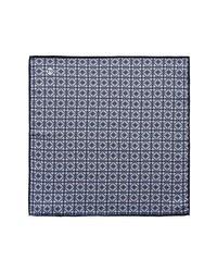 Eton Tile Pocket Silk Pocket Square