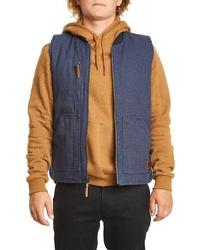 Brixton Abraham Water Resistant Vest