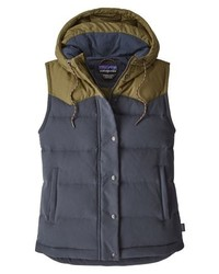 Patagonia Bivy Water Repellent 600 Fill Power Down Vest