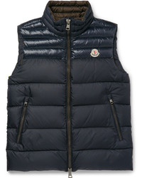 Dupres quilted shell down gilet medium 842251