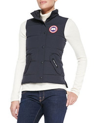 Freestyle puffer vest medium 3741477